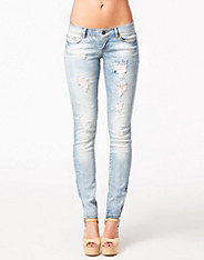 Coral Superlow Skinny
