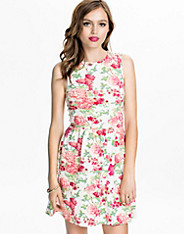 Miella Flower Short Dress