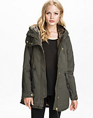 Jane Canvas Parka