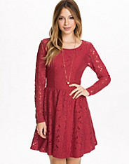 Fairy L/S Lace Dress