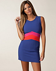 Panel Color Block Dress
