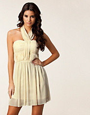 Jelouse Halter Dress