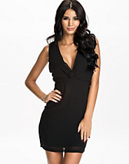 Cross Wrap Bodycon