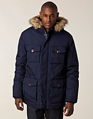 Greenland Long Jacket