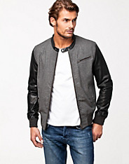Treck Mixed Jacket