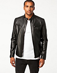 Taxi Leather Jacket