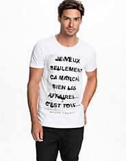 Paris Jeveux SS O-Neck