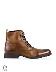 Sel Tayler Leather Boot
