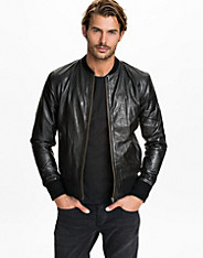 Driggs Leather Jacket