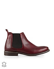 Carlos Leather Boots
