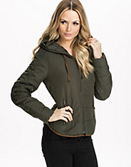 Maliva Zipper Short Jacket