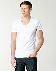 Simple V-neck 2-pack