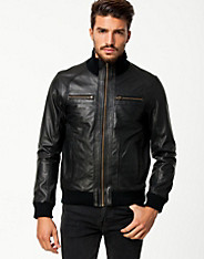 Jordon Leather Jacket