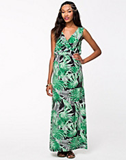 Leaf Long Dress