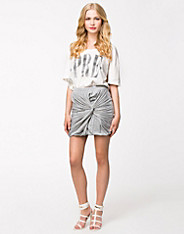Twist Short Skirt