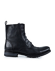 JJ Savek Leather Boot
