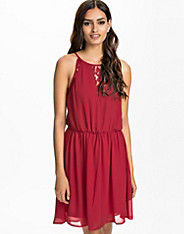 Diona Halterneck Dress