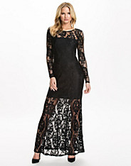 Vmamazing Lace Long Dress