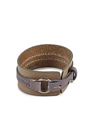 Leather Nubuck Bracelet