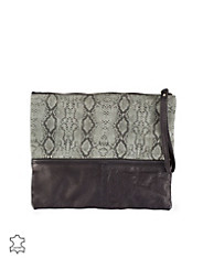 Marnina Leather Clutch