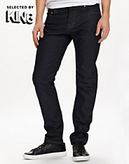 M. Stan Raw Stretch Jeans