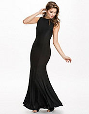 Backless Strapless Dress
