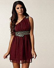 Diamante Waist One Dress