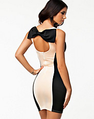 Bow Bodycon Dress