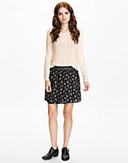 Drapey Double Layered Skirt