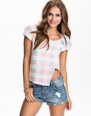 Asymentric Overlay Top