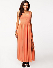Shadow Play Maxi Dress