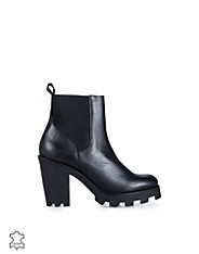 Selected Femme Majan Leather Boot