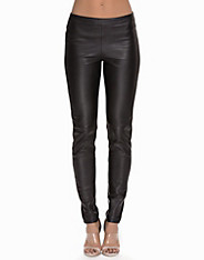 Maria Mix Leather Pant