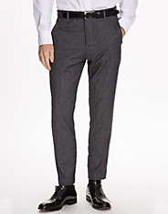 Hermansson Herringbone Wool Pant