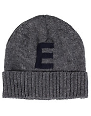 E-Hat Wool Mix Beanie