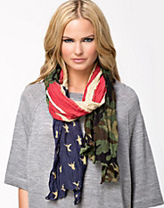 Denim & Supply Ralph Lauren - American Flag Scarf