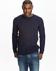 Claus Knit Crew Neck