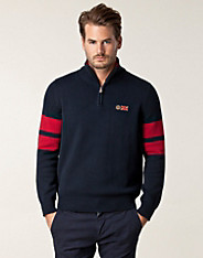 Helm Half Zip Knit