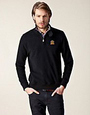 Miller Half Zip Sweat