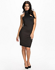 T Front Bodycon Dress