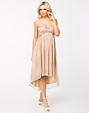 Bejeweled High Low Dreamy Dress