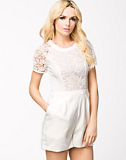 Upper Lace Playsuit
