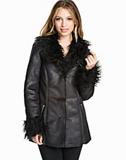 Faux Fur Jacket nly trend