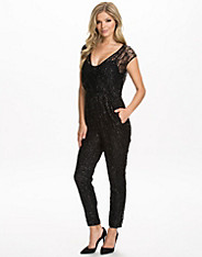 Sequin Jumpsuit nly trend