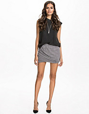 Twisted Jersey Skirt nly trend