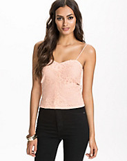 Strappy Lace Top