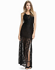 Maxi Lace Dress nly trend
