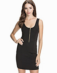 Zip Front Dress nly trend