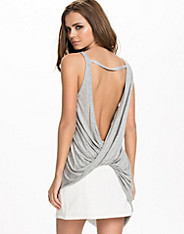 Wrapped Open Back Top