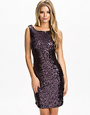 Erica Sequin Short Dress